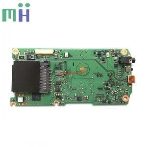 Image 2 - Segunda mano para Nikon D3000 placa base Tablero Principal madre PCB Cámara repuesto