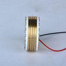 34mm סרעפת גדולה מיקרופון מחסנית Core כמוסה עבור הקבל מיקרופון ראש Dropship