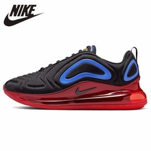 cheap best cool Nike Air Max 720 All Black AO2924 004 mens womens authentic running best Sneakers 2020 trainers shoes sneakers for sale high quality