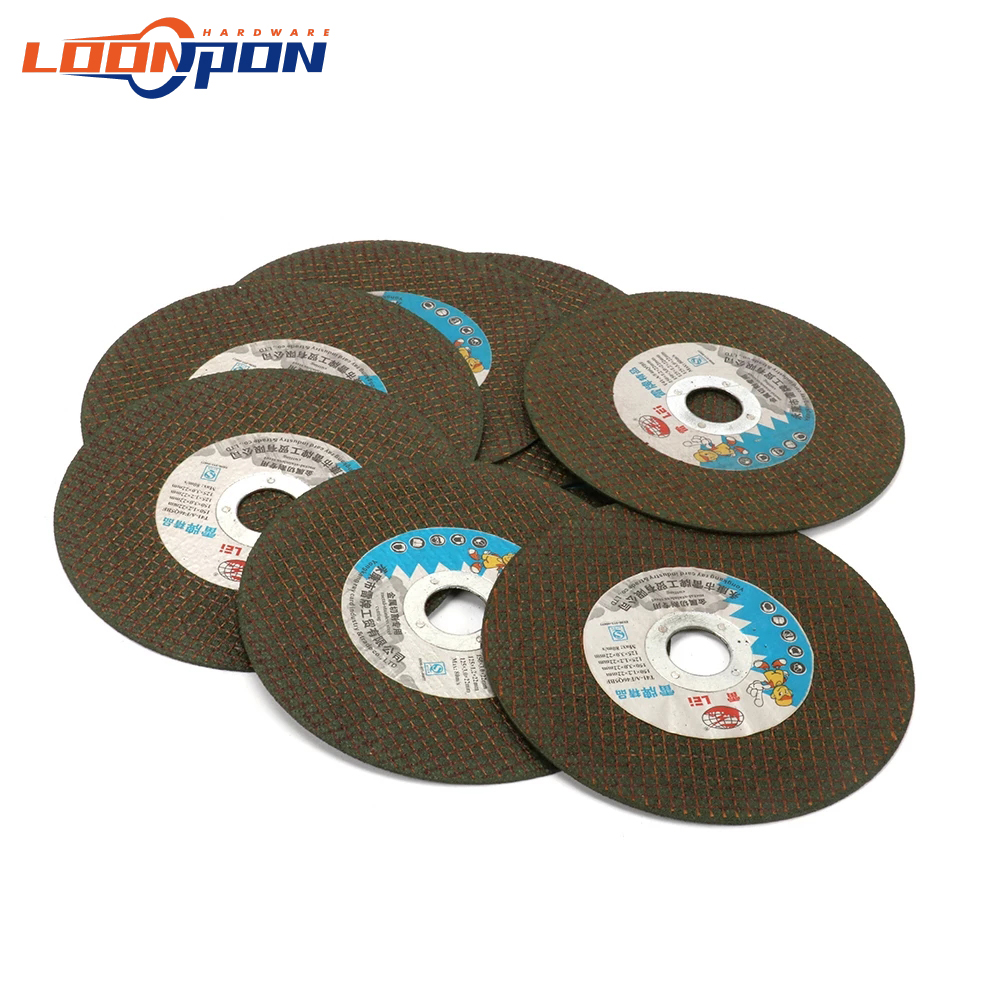 Metal Cutting Disc Resin Cutting Wheels 105mm 5 - 25Pcs Metalworking Tool For Angle Grinder 105x16x1.2mm 4Inch