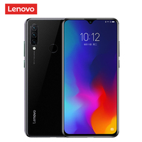 Global ROM Lenovo Z6 Lite 4GB 64GB Snapdragon 710 Octa Core Smartphone Triple Back Cams 6.3 Inch 19.5:9 Water Drop 4050mAh