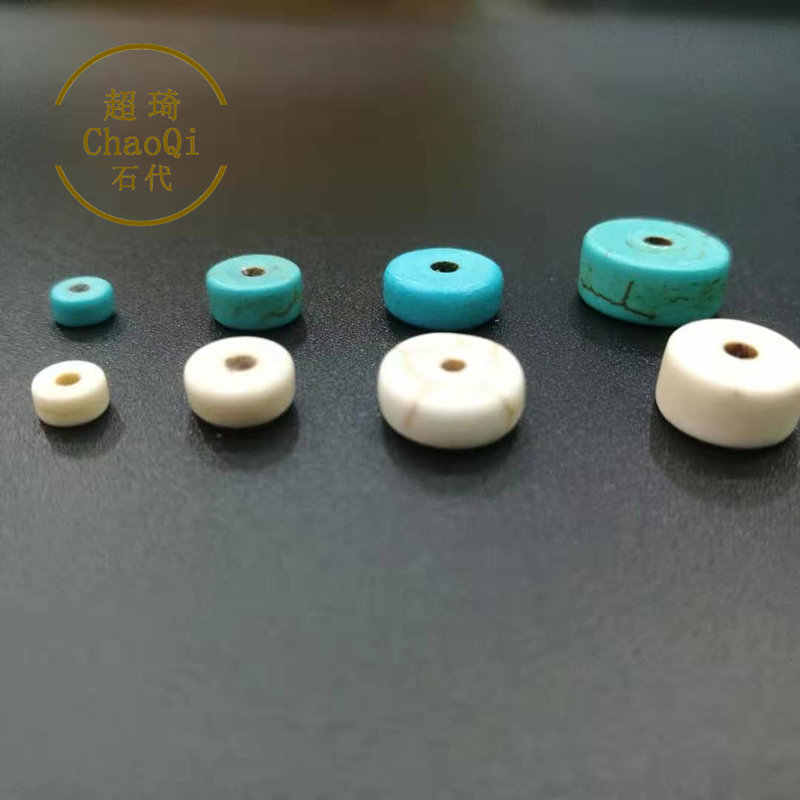 48pc Howlite Heart 12mm Beads; Assorted Colors; CLEARANCE; Fun! Cute!