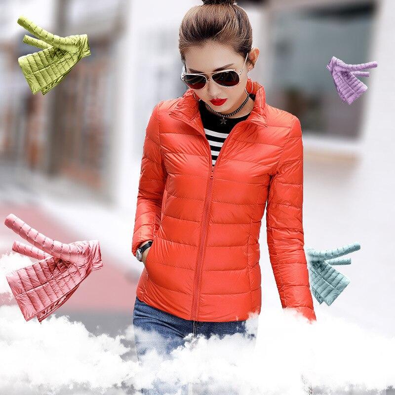 Plus Size Winter Coat Female Warm Ultra Light Down Jacket Women Clothes 2020 Fashion Ladies Thick Chaqueta Hiver C8002