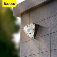 Baseus LED Solar Light Outdoor Solar Wall Lamp Waterproof Solar Garden Light PIR Motion Sensor Street Light For Garden Balcony