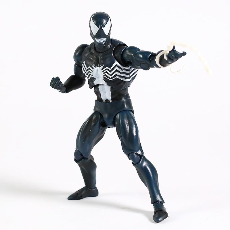 16cm MAFEX No.088 Venom Comic Version PVC Action Figure New