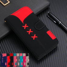 Fashion Wallet Flip Cases For Huawei Hon