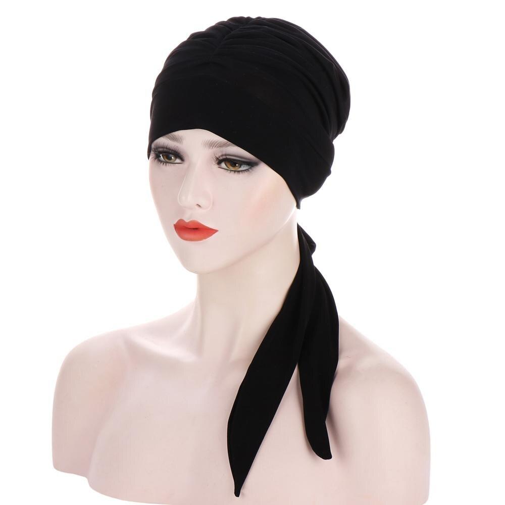 Купить мусульманский тюрбан шапка для женщин предварительно завязанная