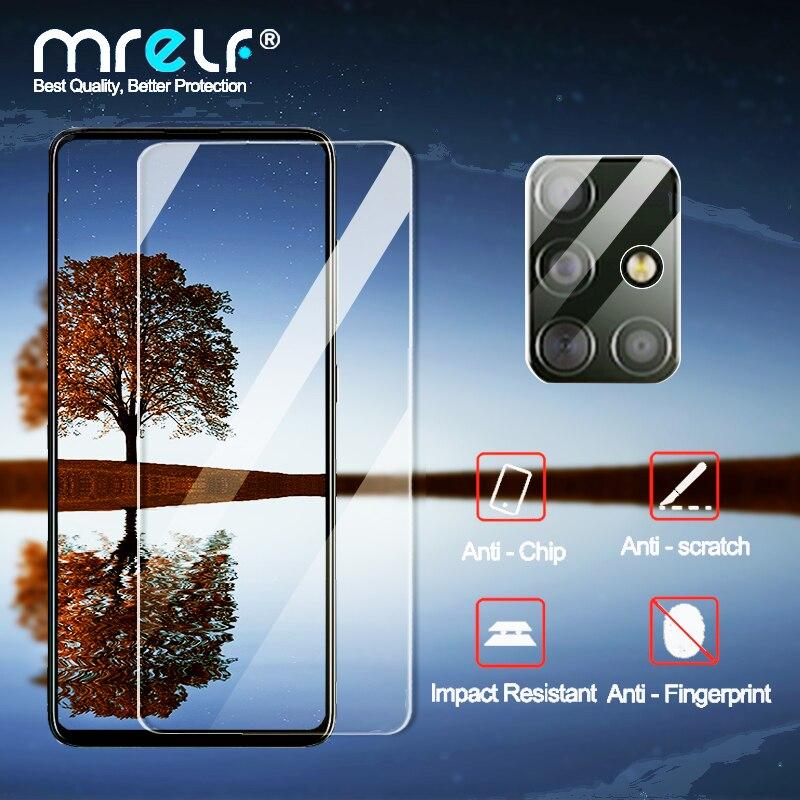 Закаленное стекло для Samsung A51 A50 A71 A10 стекло для Samsung Galaxy A51 A40 M21 Защита экрана для Samsung A41 A31 M31 стекло