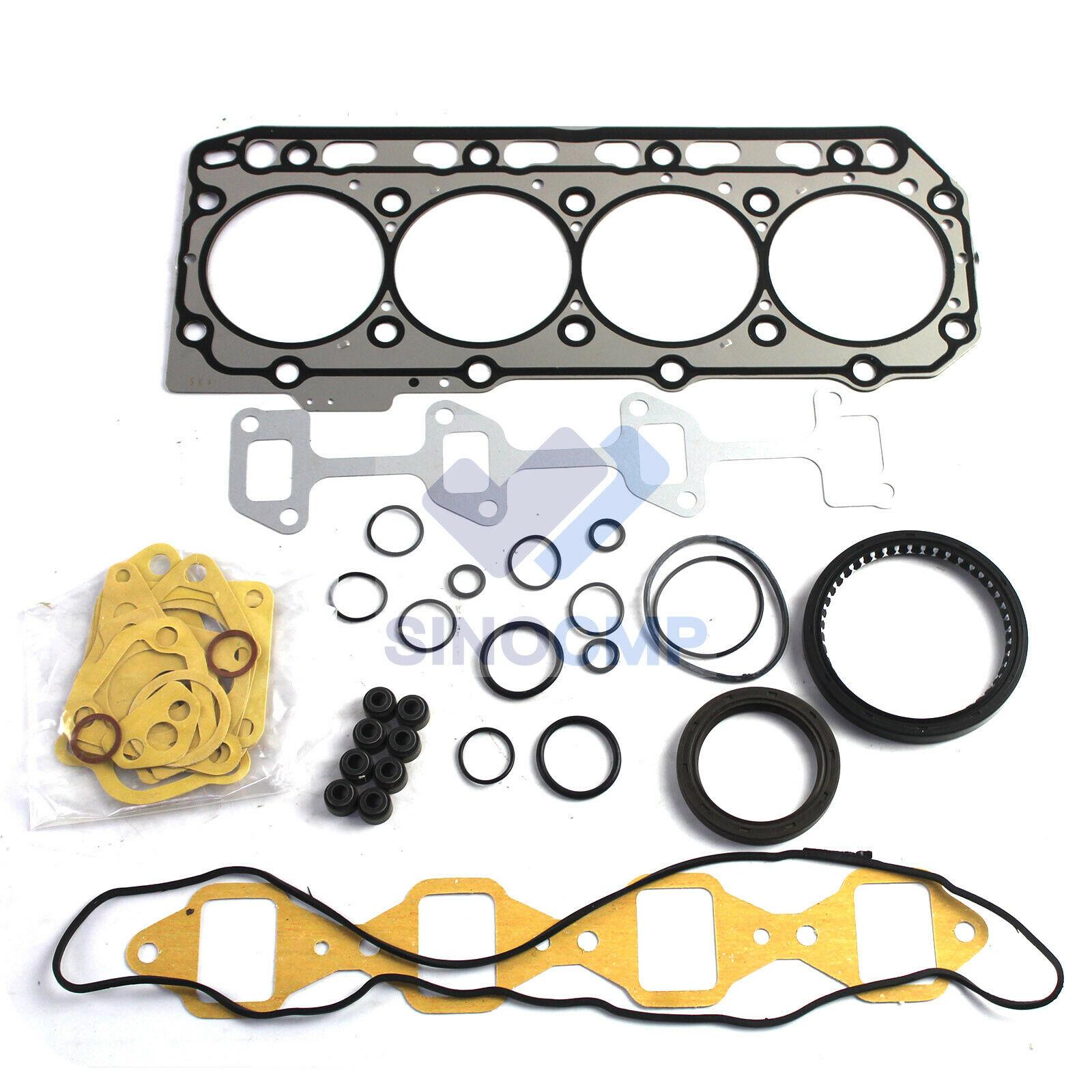 V1505 V1505-E jeu de joints moteur complet 16285-99352 pour Kubota tracteur moteur Kit de reconstruction pièces 3 mois de garantie