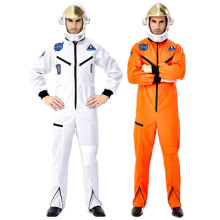 Flight Suit Helmet Astronaut Costume Space Couple Halloween Cosplay Adult