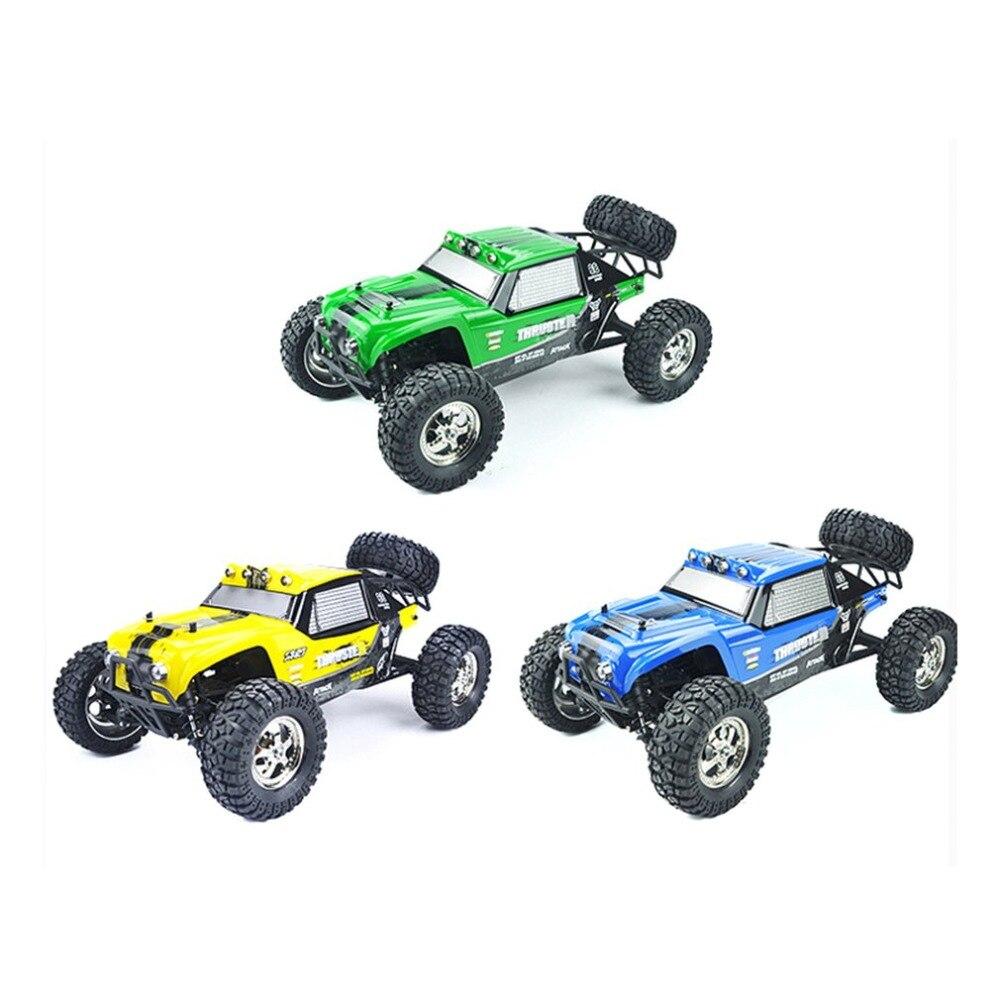 HBX 12889 1/12 2.4G 26 km/h Propulsore 4WD RC Truggy Off Road Camion del Deserto Due Modalità di Velocità di RC Auto giocattoli Per I Bambini