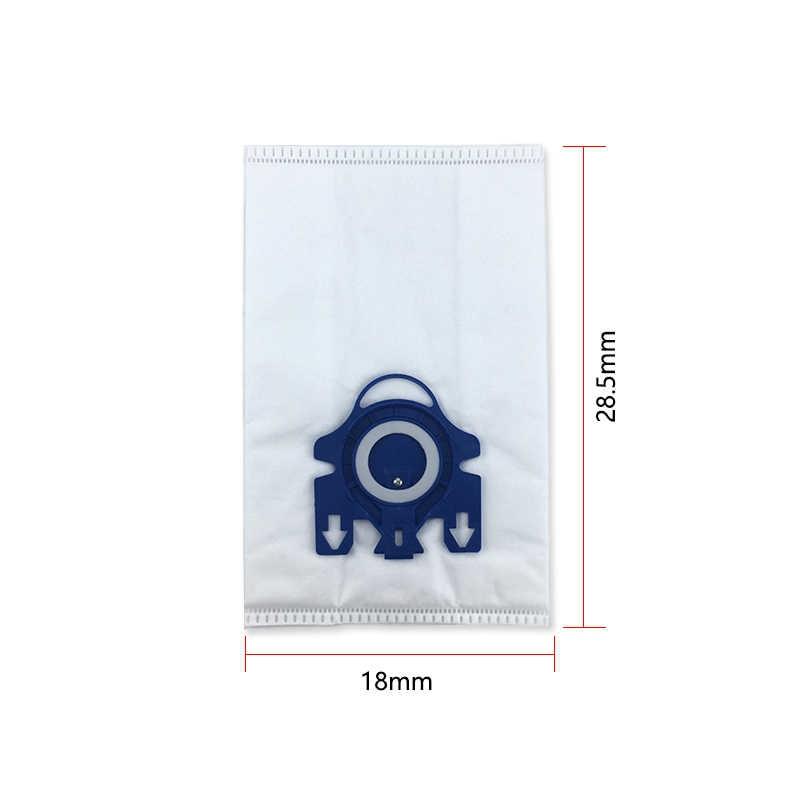 Miele HEPA تصفية كفاءة المحرك تصفية HyClean كيس لجميع الغبار ل Miele ثلاثية الأبعاد GN S5000 S4000 كاسحات مكنسة كهربائية استبدال أجزاء