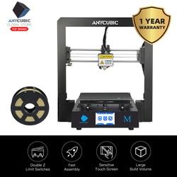 ANYCUBIC I3 Mega 3D Drucker DIY 3D Farbe Drucker Volle Metall Rahmen Desktop Industrie Grade Hohe Präzision Drucker Kits Filament