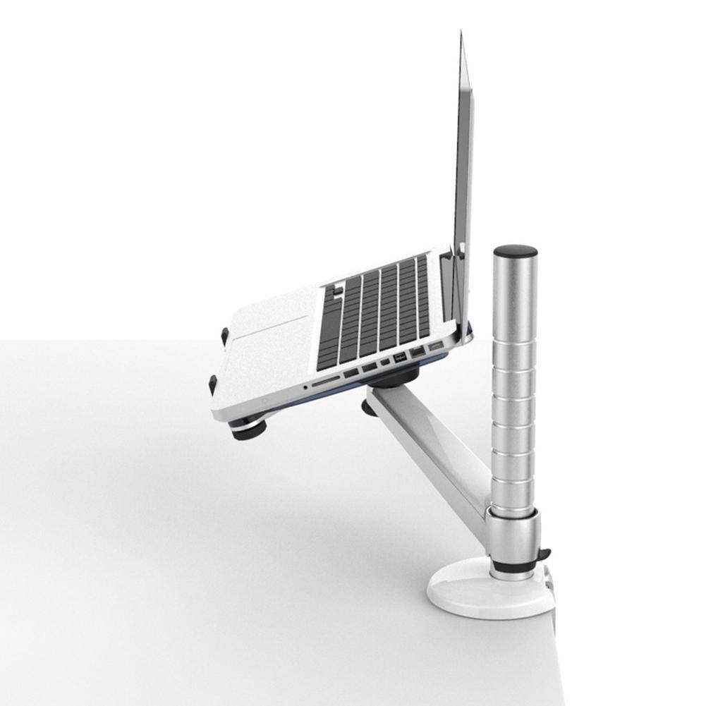 Adjustable foldable laptop stand vertical support pc computer tablet for ipad for macbook desk riser bracket lift portable