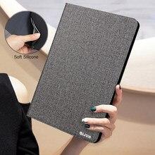 Чехол для планшета Samusng Galaxy Tab S3 9,7 дюймов SM-T820 SM-T825 Ретро откидная подставка из искусственной кожи Силиконовый мягкий чехол защитный чехол