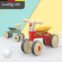 Child Toys Ride On  1-5 Year-Old Baby Walker Baby Balance Car Twisting Yo-Yo Child Scooter