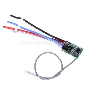 Image 3 - אור מתג מקלט מודול 5V 12V 24V 433Mhz אלחוטי שלט רחוק LED תאורת בקר RF משדר זרוק חינם