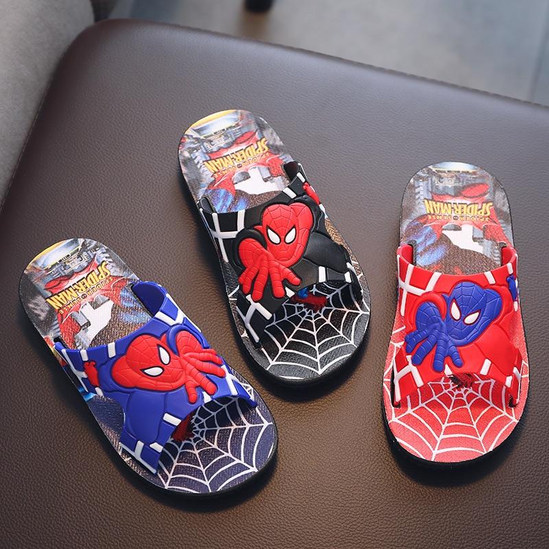 Baby Slippers For Kids Boys Girls Flip Flops Summer Beach Sandals Toddler Girls House Slippers Children Casual Shoes