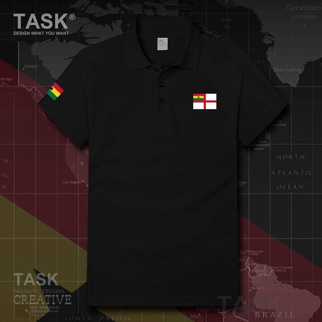 Ghana Navy Polo Tshirt