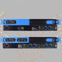 Comparar https://ae01.alicdn.com/kf/H1fbee200ec5d40969c5a81ef18febd71z/Amplificador Digital de potencia MiCWL Q350 de 4 canales 2600W amplificador estéreo de 2 canales 1300.jpg