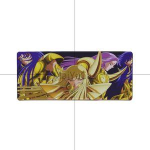 Image 4 - Коврик MaiYaCa saint seiya для мышки в стиле аниме игровой коврик для мыши большая акция коврик для мыши в России xl клавиатура ноутбук ПК Настольный коврик