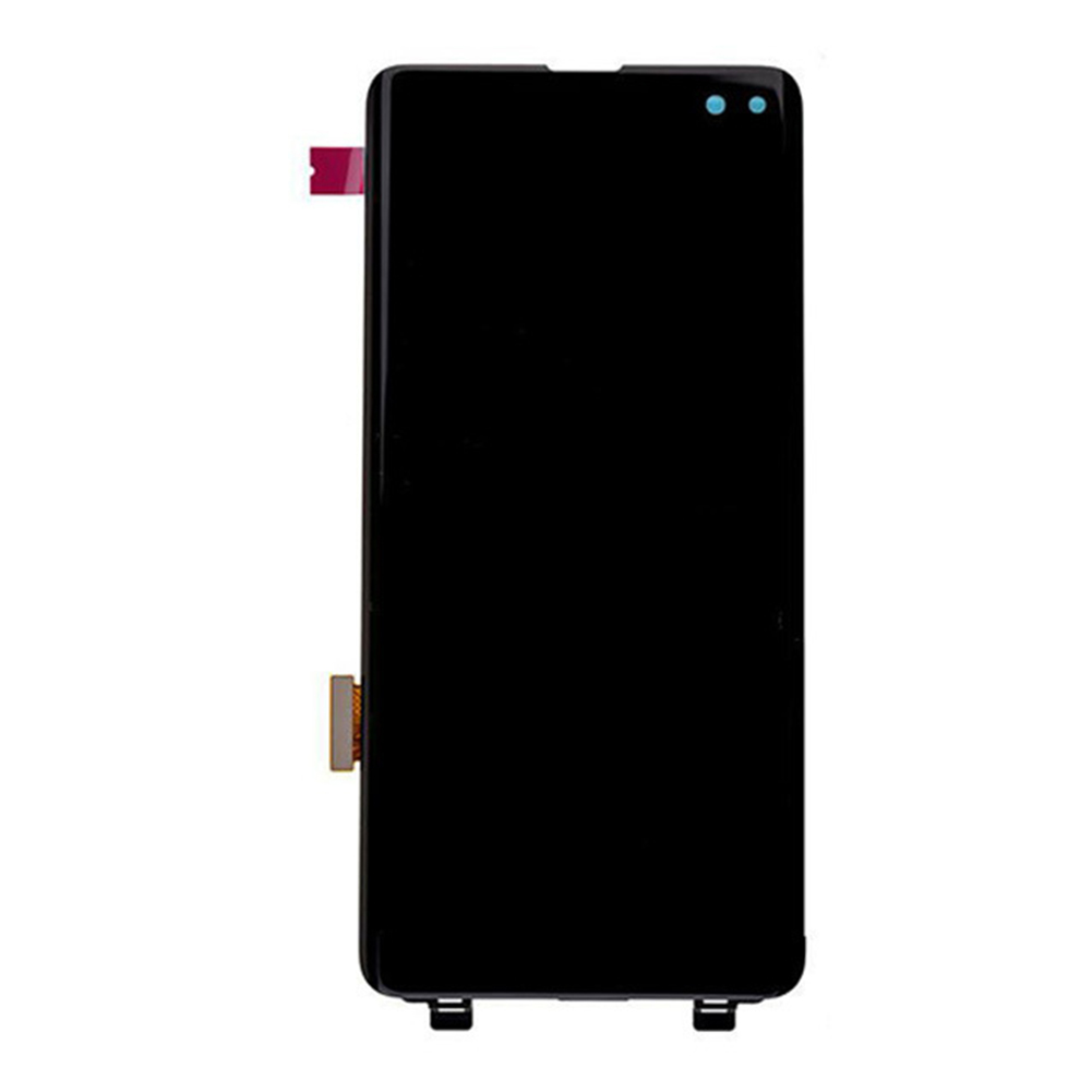 Assembly Easy Install Screen Digitizer Kit LCD Display With Frame Practical Replacement Mobile Phone Parts For Samsung S10 Plus