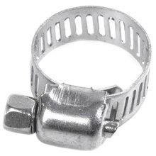 25 шт. нержавеющая сталь Группа Червячная Шестерня хомут для шланга 13-19 мм