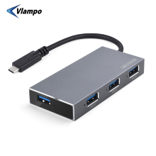 VLAMPO type c 4port HUB high speed usb3.0 5Gbps do