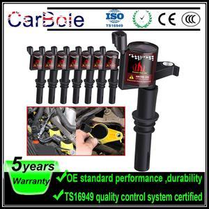 Image 1 - Carbole 8 قطعة DG511 ملف الإشعال لفورد 2004 2005 2006 2007 2008 F 150 F150 F250 إكسبيديشن 4.6L 5.4L V8 V10 FD508