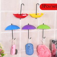 3 шт/компл популярный Зонт дизайн для хранения крючок бесплатно