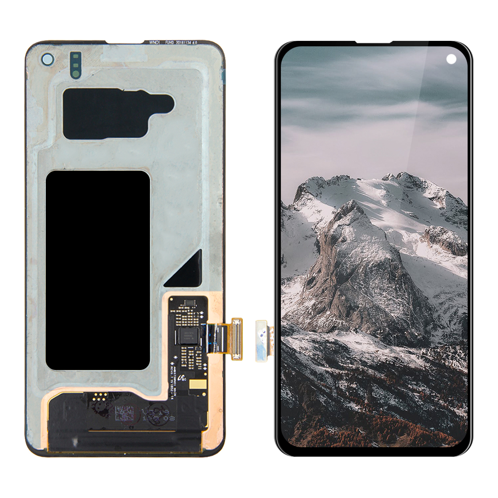 AMOLED S10e LCD For SAMSUNG Galaxy S10E G970F/DS G970W G970U <font><b>SM</b></font>-<font><b>G9700</b></font> LCD Display Touch Screen Digitizer Replacement image
