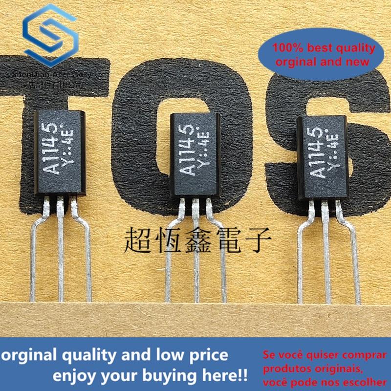 10pcs 100% Orginal New 2SA1145-Y A1145 Y Real Photo