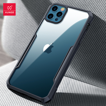 Xundd Phone Case For iPhone 12 Mini iPhone 12 Pro 12 Pro Max Case Shockproof Phone Cover For iPhone 12 iPhone 12 Pro ProMax Case