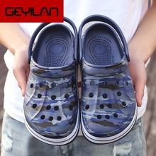 Coslony Hole Sandals Men Shoes Literide Crocks crocse Clogs Women Sandalias zapatos de hombre