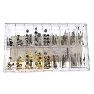 170Pcs/Box Watch Crown Parts R