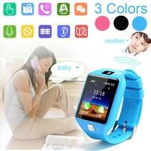 Q12 smartwatch dz09 фунтов Детские умные часы детские сим карты