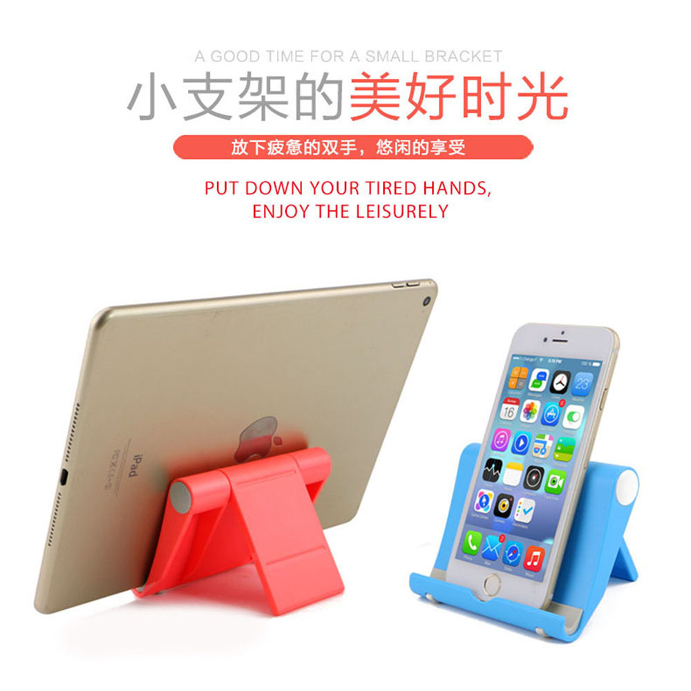 holders for phone on the table mini support blue pink plastic mobile accessories product in office for iphone 11 table holder
