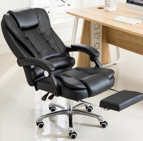 бесплатная доставка Офисное кресло массажное с подставкой для