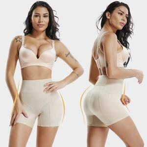 Image 3 - Amazing Seamless Women Shaper Butt Lifter Enhancer Padded Control Panties Boyshort Briefs Fake Ass Buttock Hip Pants Underwear