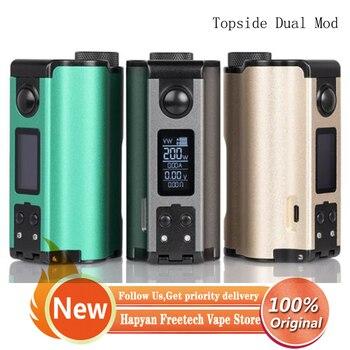 DOVPO Topside – cigarette électronique 200W, double Top, avec bouteille de 10ml, MOD, VS / Drag 2 / Swag 2, Original, nouveau