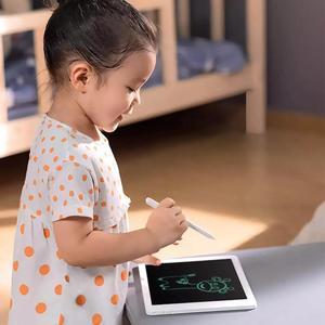 Image 4 - شاومي Mijia LCD الكتابة بخط اليد السبورة الكتابة اللوحي 10/13.5 بوصة مع القلم الرسم الرقمي الكتابة الاطفال الإلكترونية تخيل الوسادة