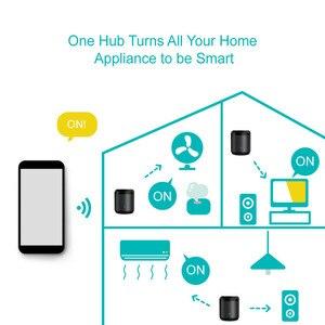 Image 3 - Broadlink RM Mini 3 RM4 Pro, mando a distancia BestCon RM4C WIFI, automatización inteligente del Hogar, Hogar, trabajo inteligente, Google Home, mini Alexa