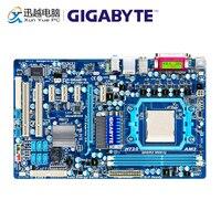 Gigabyte GA 770T D3L Desktop Motherboard 770T D3L 770 AM3 For AMD Phenom II/Athlon II DDR3 8G SATA2 ATX Original Used Mainboard