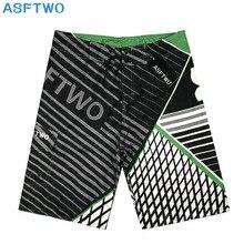 Men's Quick Dry Boardshorts Plus Size Swimwear Men Swim Shorts Bermuda Surf Beach Wear Sport Board Short Pants Swimming Trunks