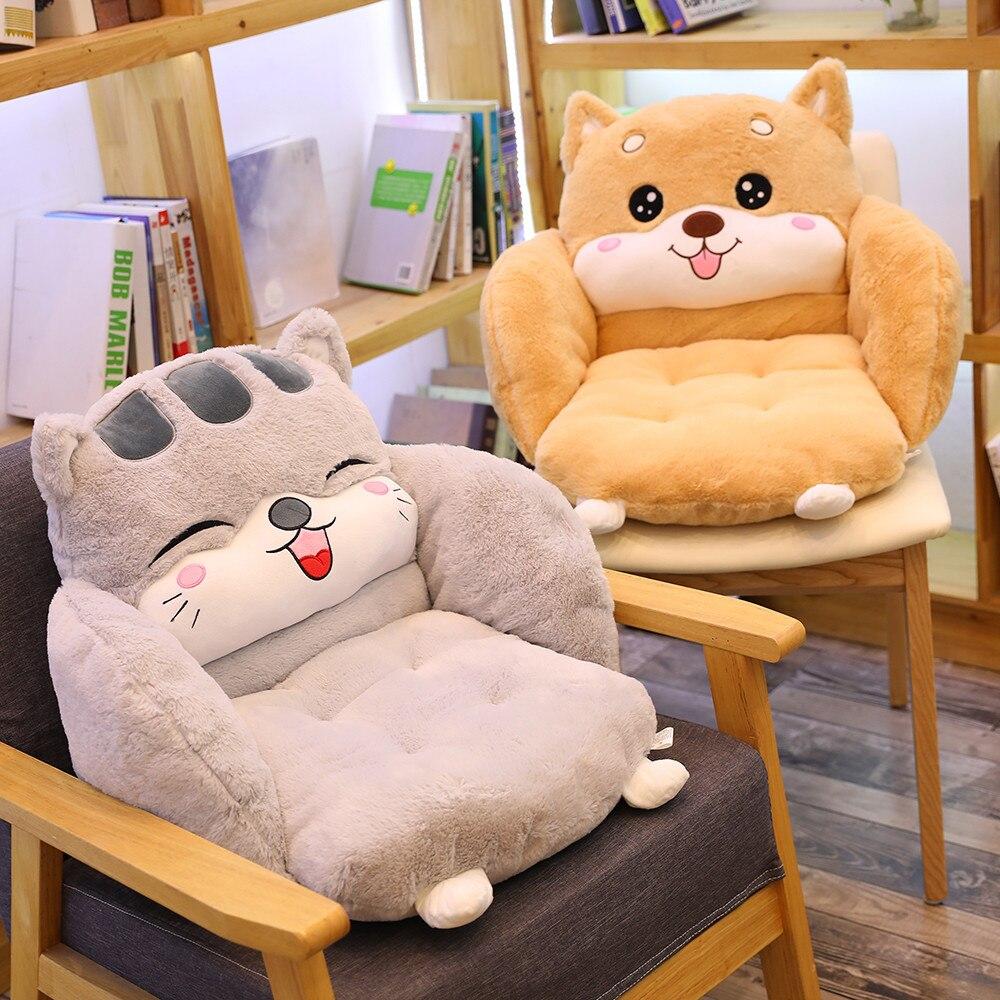 de cadeira dos desenhos animados engrossar almofada 05