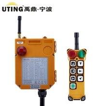Industrielle Kran Drahtlose Fernbedienung F24 6S F24 6D für Hoist Kran 1 Sender 1 Empfänger