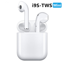 i9S TWS Wireless Bluetooth 5.0 Earphones Mini Earbuds Sport