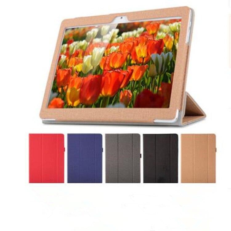 Чехол для планшета ALLDOCUBE M5 M5S 10,1 модный кожаный чехол с откидной крышкой