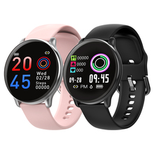 Новинка SE01 спортивные IP68 Смарт-часы для женщин и мужчин водонепроницаемый фитнес-трекер монитор сердечного ритма Smartwatch для Android Apple IOS