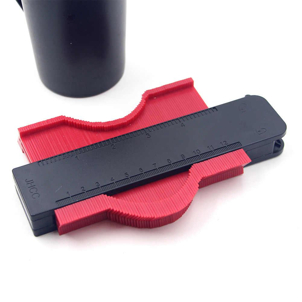 ABS קל לקרוא דפוס פרופיל למדוד עצמי נעילה שטיח מד רבד נגרות תבנית עמיד צורת מעתק